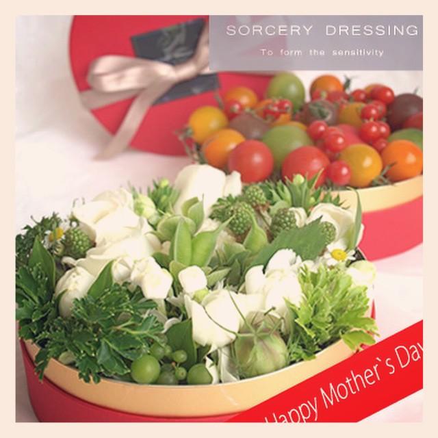 セレブ デ トマトさんとのコラボの商品も、母の日にオススメです。こちらは、明日の18時まででご注文締め切りとなります!見て、食べて楽しめる、素敵な贈り物です!ご予約お待ちしております。詳しくは、セレブ デ トマトさんのホームページにてご覧下さい #セレブデトマト
