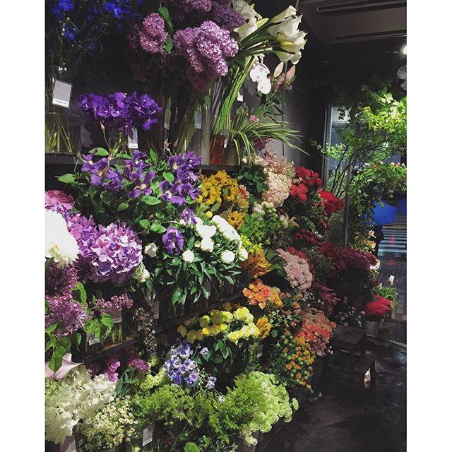 母の日の贈り物、たくさんのご注文ありがとうございました本日より改めてたくさんのお花が入荷しております。ご来店お待ちしております